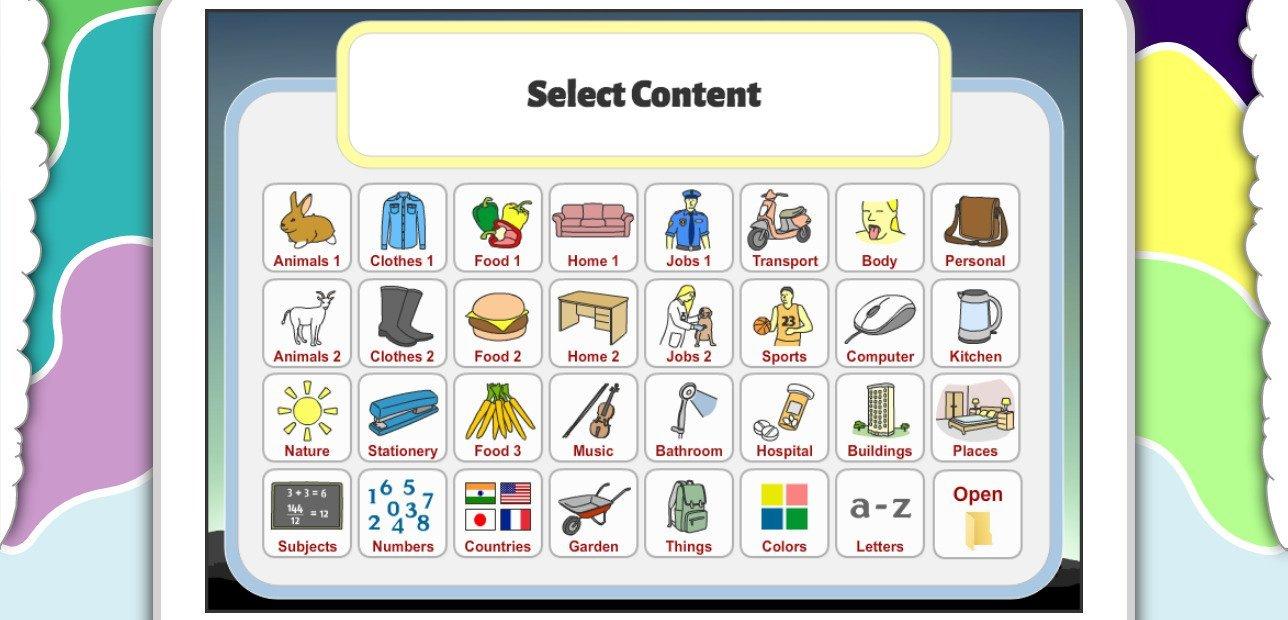 Lingual Net - Online ESL Vocab Games